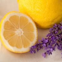 Lavendel, Duften af Lavendel og citron, Duftlys med lavendel og citrus