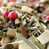 duftlys med lemongrass