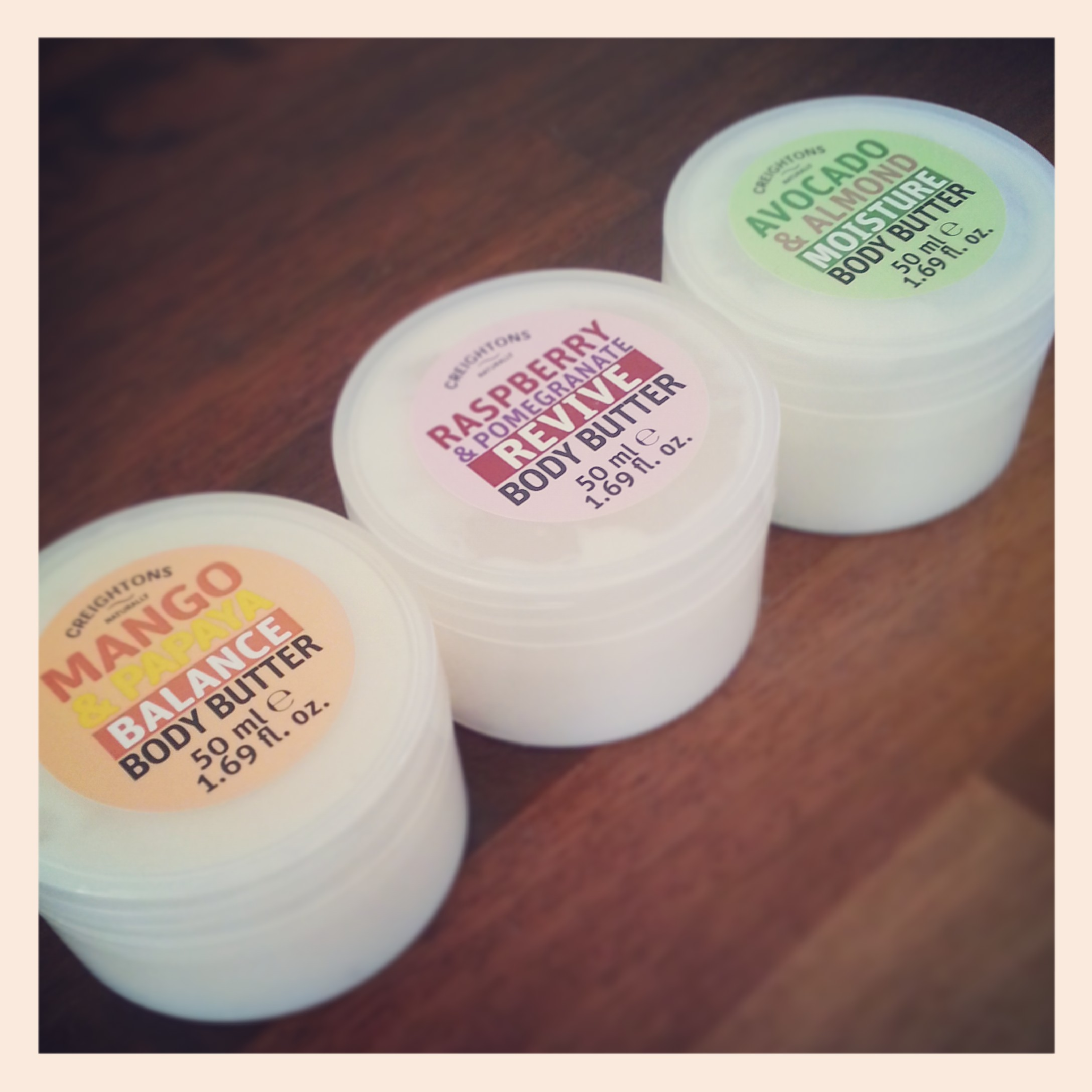 Budvenlig, Altenativ, The Body Shop Body Butter