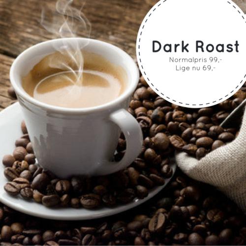 sojalys med kaffe