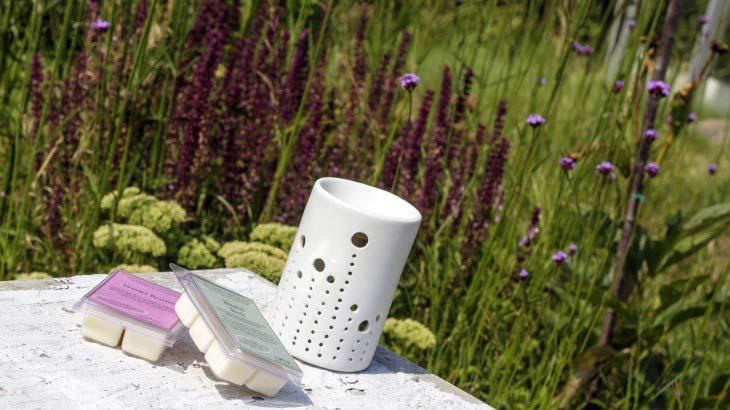 Duftlys men bedre - økologisk duftvoks