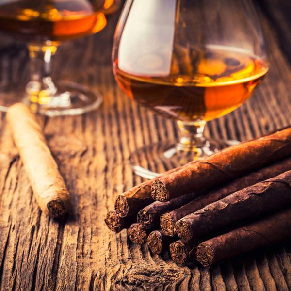 Image of Cognac & Cubans