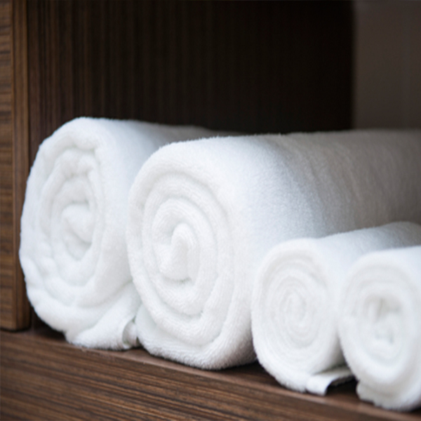 Image of   Warm Fluffy Towels
