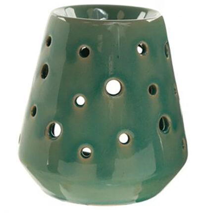 Grøn aromalampe