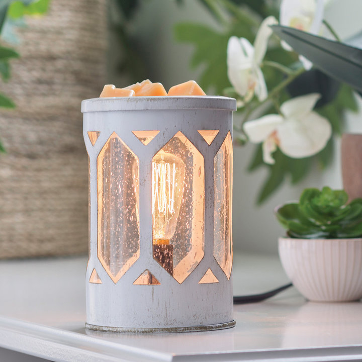 Elektrisk duftlampe, aromalampe til strøm,Edison glødepære
