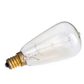edison glødepære til duftlampe